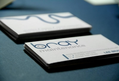 Bespoke Graphic Design London Business Cards