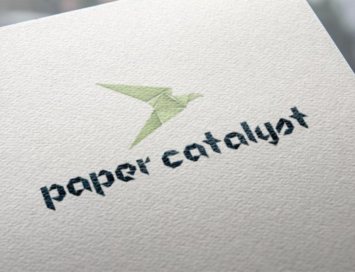 Paper Catalyst Logo Design