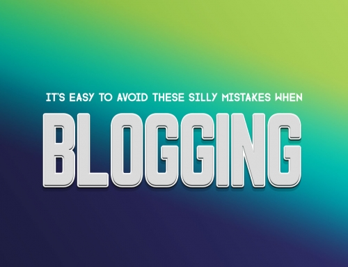 You're Probably Making These Five Mistakes if You're a Blogger